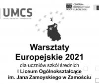 Warsztaty Europejskie 2021 - wideorelacja