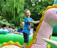 Dzień dziecka w Ogrodzie Botanicznym UMCS