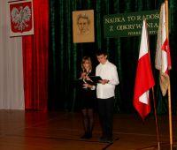 Dzień Patrona w gimnazjum w Łucce