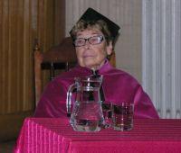 Odnowienie doktoratu Pani Profesor Wandy Brzyskiej - zdjęcia