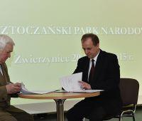 Umowa o współpracy pomiędzy Wydziałem NoZiGP a...