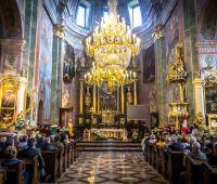 Msza św. z okazji Inauguracji Roku Akademickiego -...