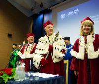 Inauguracja Roku Akademickiego w obiektywie TV UMCS
