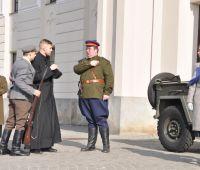 Inscenizacja z okazji Dnia Pamięci Żołnierzy Wyklętych