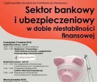 Ogólnopolska Studencka Konferencja Naukowa: Sektor...