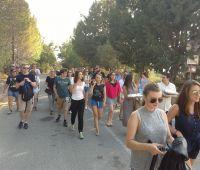Wyjazd stażowy studentów WFiS na Cypr