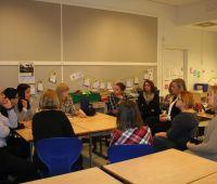 Wizyta studyjna w polskiej szkole w Bergen