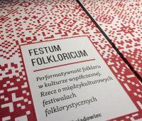 """Debaty wokół książki """"Festum Folkloricum"""""""