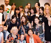 Wizyta studentek z Japonii w Instytucie Anglistyki UMCS