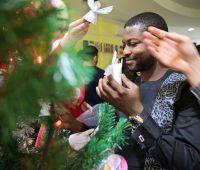 Christmas on campus: International Holidays Gathering