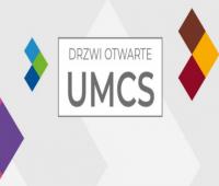 Zbliżają się Drzwi Otwarte UMCS - zapraszamy!