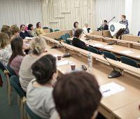"""Konferencja """"Specyfika pracy w środowisku uczelni wyższej"""""""