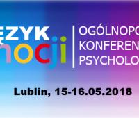 Konferencja: Język emocji. Konteksty psychologiczne