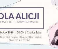 """Koncert charytatywny """"Dla Alicji"""""""