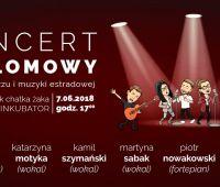 Koncert Dyplomowy 7.06.2018