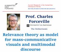 Wykład prof. Charlesa Forceville'a z Uniwersytetu w...