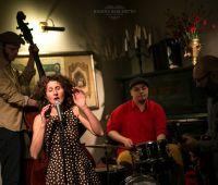 """Koncert: Lydie Charlotte Kotlinski """"Chansons Françaises"""""""