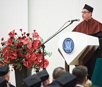 Prof. Ronald W. Langacker doktorem honoris causa UMCS