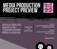 Przegląd Projektów Produkcji Medialnej