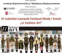 "VI Lubelsko-Lwowski Festiwal Mody i Sztuki ""LL Fashion Art"""