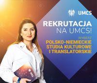 Wybierz polsko-niemieckie studia kulturowe i translatorskie!