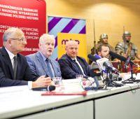 Konferencja prasowa ws. Zjazdu Historyków Polskich