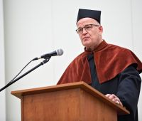 Prof. Krzysztof Mikulski doktorem honoris causa UMCS