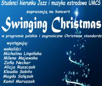 "Koncert ""Swinging Christmas"""