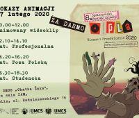 8. Ogólnopolski Festiwal Animacji O!PLA