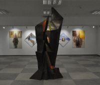 Wystawa malarstwa prof. Walentego Wróblewskiego i rzeźby...