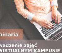 Wirtualny Kampus-Webinaria