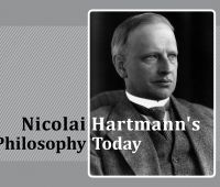 Nicolai Hartmann's Philosophy Today