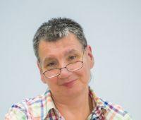 Prof. Alena Rudenka z Białoruskiego Uniwersytetu...