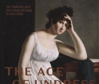 The age of undress : art, fashion, and the classical...