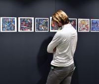 Exhibition of works by Robert Znajomski | Photo reportage