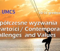 Konferencja naukowa (online)