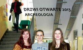 Drzwi Otwarte w Instytutucie Archeologii (15.03.2013r.)