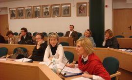Międzynarodowa konferencja Personnes âgées dans la...