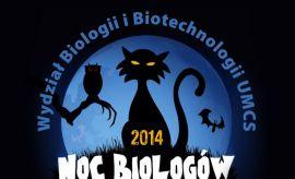 Noc Biologów - 10.01.2014