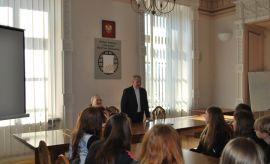Spotkanie z Rektorem z   Ukraińskiego Katolickiego...
