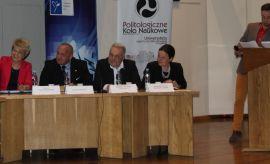 Debata kandydatów na posłów do Parlamentu Europejskiego