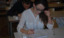Próbna matura na Wydziale Politologii