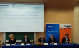 Międzynarodowa konferencja naukowa pt. Synergia nauki i...