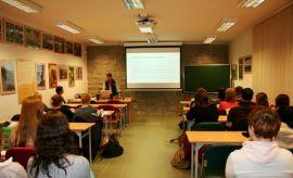 03.12.2013 PIETRO FÜHR - SPOTKANIE ZE STUDENTAMI UMCS