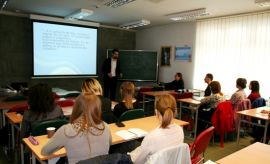 12.04.2013 DIOVAN CEZAR MABONI - ZAJĘCIA ZE STUDENTAMI UMCS