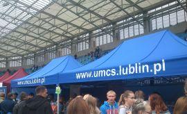 UMCS podczas Pikniku Naukowego XI Lubelskiego Festiwalu...