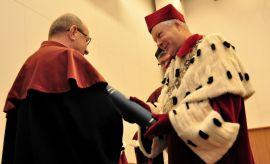 Nadanie tytułu Doktora Honoris Causa prof. Henrykowi...