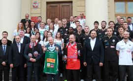 Pszczółka sponsorem tytularnym koszykarek AZS UMCS Lublin