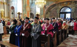 Msza święta w intencji społeczności akademickiej