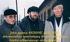 Fragment rozmowy z Grzegorzem Linkowskim